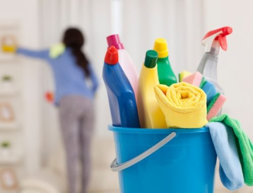 Health Benefits of Hiring A Professional Cleaner