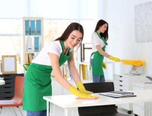 Commercial Office Cleaning Checklist