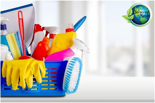 Annual house cleaning equipments
